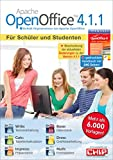 bhv Apache OpenOffice 4.1.1. - Sch�ler und Studenten Windows - DVD Bild