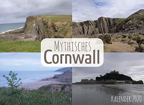 Mythisches Cornwall: Kalender 2020