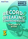 Record Breaking Comprehension Year 3 Teacher's Book (Guinness Record Breaking Comp)