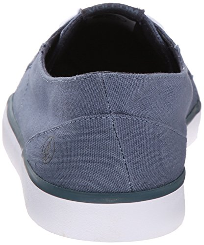 Volcom Lo Fi Shoe, Chaussures de Skateboard homme Bleu