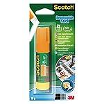 Scotch 3M Colla Stick Permanente, Senza Solventi, 40 g, Confezione da 12 Pezzi + Bic Tipp-Ex Mini Pocket Mouse… 51AuuyEN2pL. SS150