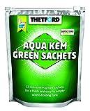 Thetford Aqua KEM Green Sanitärflüssigkeit, grün, One Size