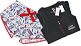 Primark Süßer Schlafanzug kurz Pyjama Lovin' London (44-46 / UK 18-20)
