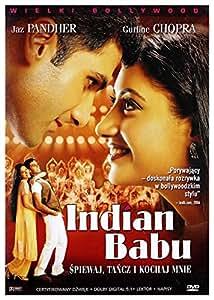 Indian Babu DVD Region 2 IMPORT No English version: Amazon co uk