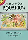 Make Your Own Aquarium Sticker Book Dover Publications DOV-28603