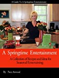 """This book contains """"entertainment"""" that gives a menu, recipes, selection of decor, tips, suggestions, timelines and grocery list, to have an entertaining evening with your quests that will have them saying wow how'd you do that. Pam likes to entertai..."""