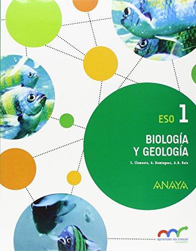 Biología y Geología, 1 ESO Andalucía
