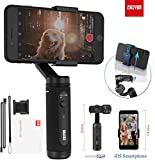 Zhiyun Smooth-Q2 3 Axis Handheld Gimbal Compatible for Smartphone,360 Degree Rotation Supported 1 Sec Quick Release Clip,Small Pocket Size 260g Maximum Payload