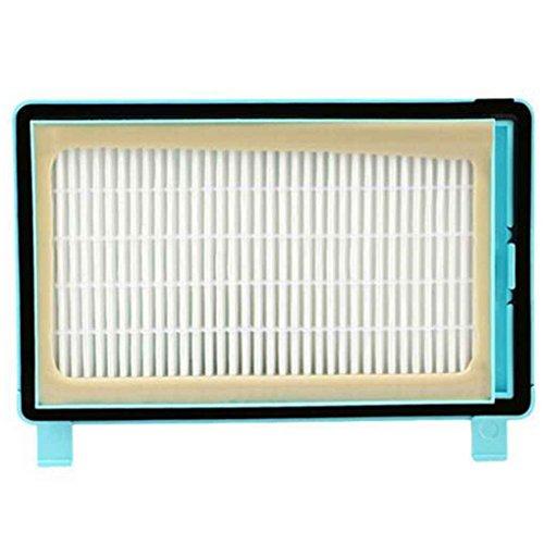 Meisijia Ersatz HEPA Filter-Tool für Philips FC8720 FC8732 HR8569 HR00294 Staubsauger-Teile - Hepa-filter-teil