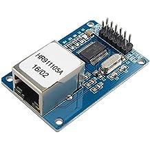 haljia ENC28J60Ethernet LAN Netzwerk Modul für Arduino SPI AVR PIC LPC STM32