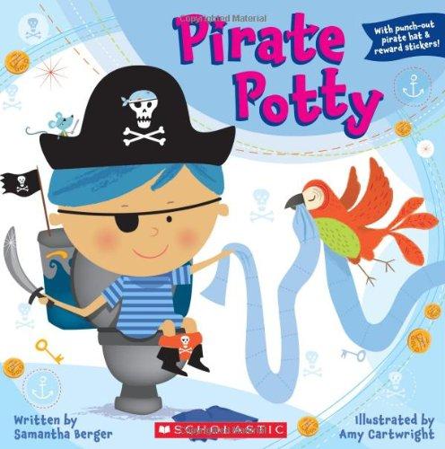 Pirate Potty por Samantha Berger