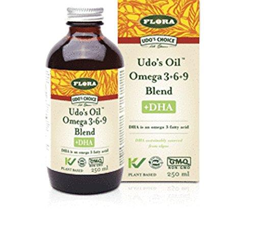 Udo's Choice Omega-3-DHA 250ml (Omega-3-plus)