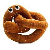 Yummy World 10' Medium Plush: Hans Pretzel