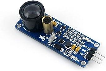Waveshare Laser Sensor Module Laser Receiver Transmitter Module Signal Boost Circuit Output Indicator for Arduino AVR PIC