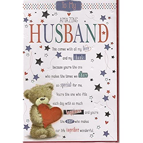 Husband Birthday: Amazon.co.uk
