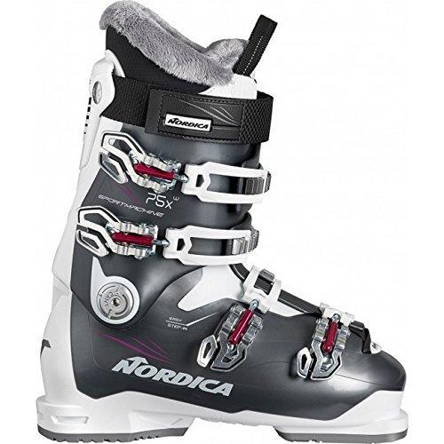 NORDICA Damen - Skischuh SPORTMACHINE 75 X W, weiss-anthracite-purple,24