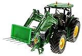 Mistgabel Siku Control 32 Traktoren - John Deere (6777) Fendt 939 (6778) (Grün)