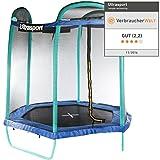 Ultrasport Gartentrampolin Jumper Sechseck 213 cm inkl. Sicherheitsnetz - 2