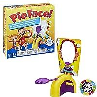 Hasbro Spiele B7063100 - Pie Face, Partyspiel
