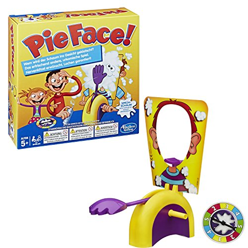 Hasbro Gaming B7063100 - Pie Face Partyspiel