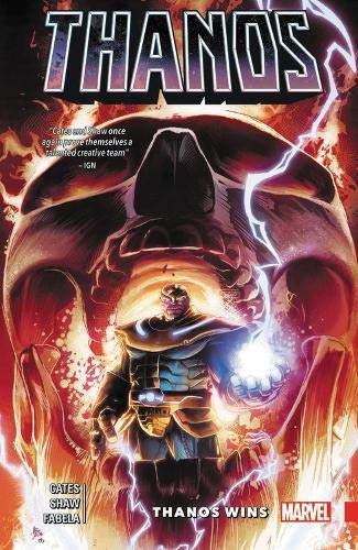 Thanos Wins By Donny Cates por Donny Cates