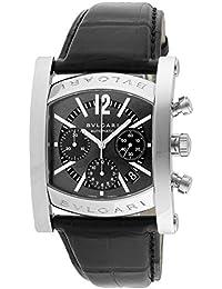 333c78aa495  Bulgari  Bvlgari reloj aa48 C14sldch ashoma Cronógrafo Gris Hombres de   paralelo mercancías de
