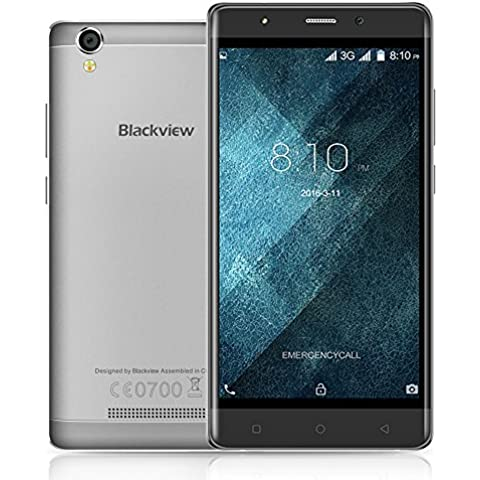 BlackView A8 Smartphone 3G WCDMA 5.1 Android OS Quad Core