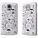 Designer Hülle / Case / Cover für das Samsung Galaxy S5 mini - ''IRMAS little things 2'' von IRMA