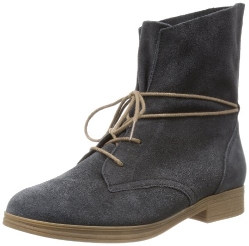 Gabor Shoes Gabor 73.731.16 Damen Stiefel Blau (Dunkelblau)