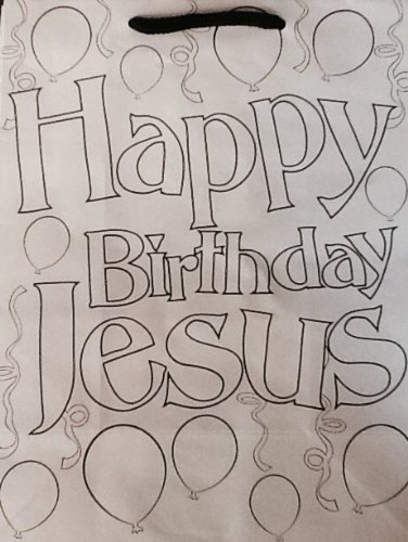 happy-birthday-jesus-gift-bag-colorable-2-different-bags-to-choose-from-holiday-item-2-words-balloon