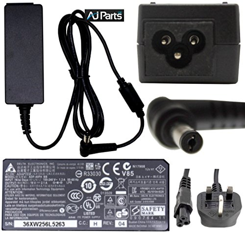 New Genuine APD AC Adapter Charger for Acer S242HL S243HL S271HL Monitor
