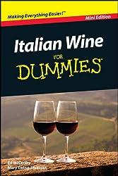 Italian Wine For Dummies®, Mini Edition