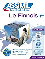 Superpack Finnois (livre+4 CD audio+1CD mp3)