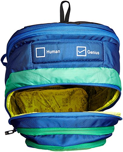 Best supreme backpack in India 2020 Genius Nylon 39 Ltrs Blue Trekking Backpack (Supreme Blue 52) Image 3