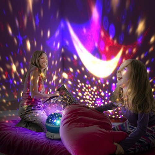[Newest Generation] LED Night Lamp Projector