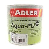 Aqua-PU Pro Premium-Malerlack feuerrot matt 0,75l