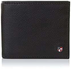 US Polo Association Black Mens Wallet (USAW0549)