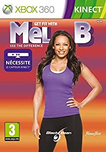 Get fit with Mel B. - Fitness avec Mel B. + accessoires (compatible Kinect)