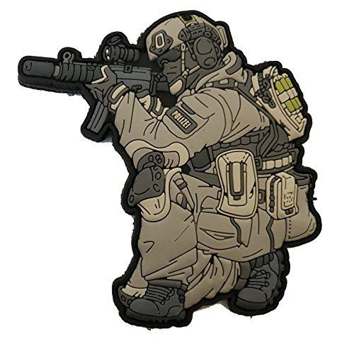 Preisvergleich Produktbild TACTICAL COMMANDO SOF - Operator Patch - GSG 9 POLIZEI