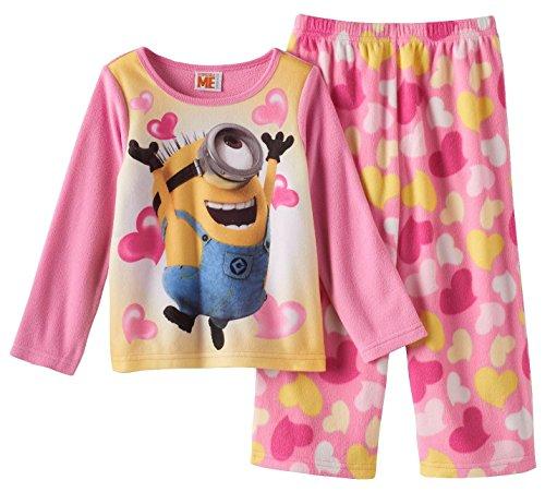 Minion – Pijamas enteros – para bebé niña