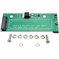 MSATA 50-Pin to SATA 22-Pin SSD Solid State Hard Drive Adattatore per Sandisk ADATA (Sandisk Modello)
