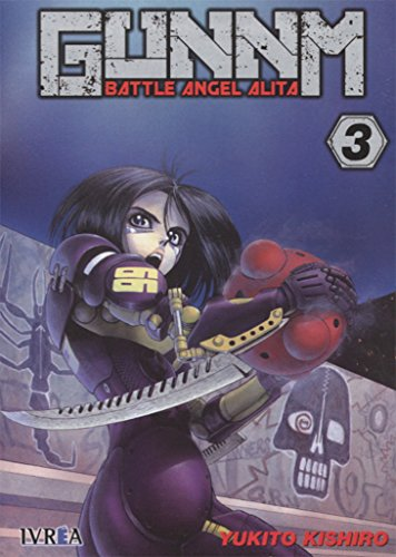 GUNNM BATTLE ANGEL ALITA 03