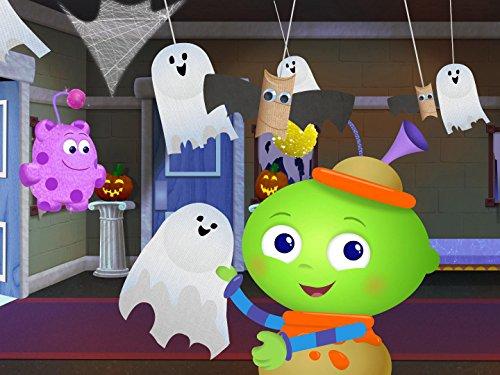 Artys buhtastisches Halloween