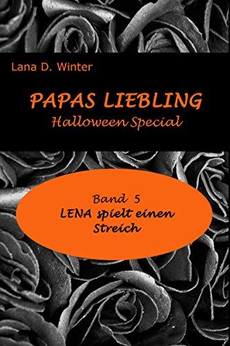 Lena spielt eine Streich (Papas Liebling Halloween Special 5)