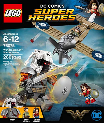 Lego® 76075 Super Heroes Wonder Woman acción batalla