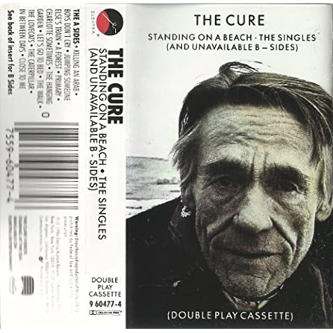 Standing on a Beach: The Singles by The Cure