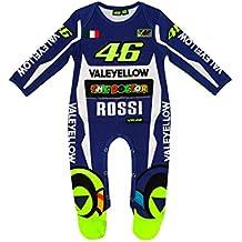Valentino Rossi VR46 Moto GP azul Replica bebé En general Oficial 2017