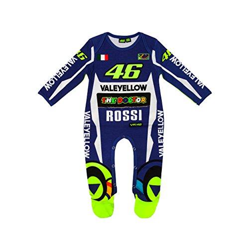 Valentino Rossi VR46 Moto GP Replica bambino Complessivamente Ufficiale 2017