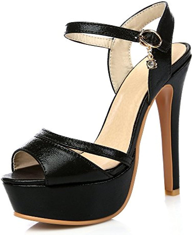 Donna   Uomo AnMengXinLingJIANYUEZU-70-431-5 - - - Sandali con Tacco Donna qualità Prestazione eccellente Buona qualità | Alla Moda  | Uomo/Donna Scarpa  94bcb2