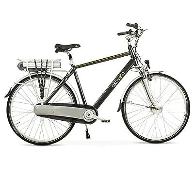 Alu-Elektro-Fahrrad »eluxe«, Herren, Akkuleistung 13 Ah, Reichweite ca. 100 km